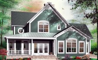 597 Randolph front rendering